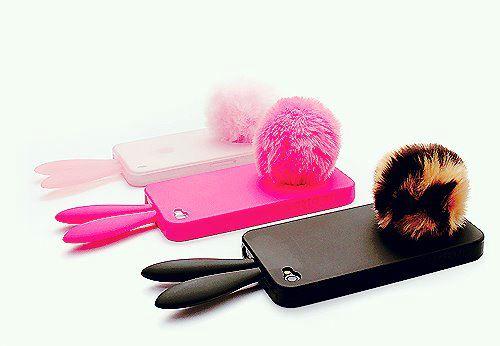 coque iphone 4 pompon